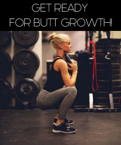 how to get a bigger butt