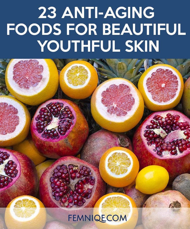anti aging food It is always good to have a healthy diet in our lives these anti-aging foods are very good for our health sometimes we have to help our body a little bit more and.