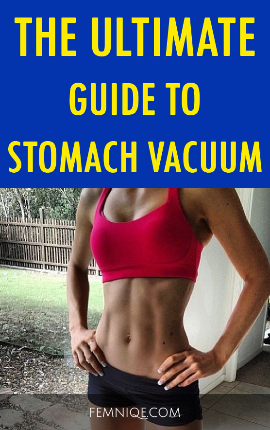 Stomach-Vacuum-Exercise
