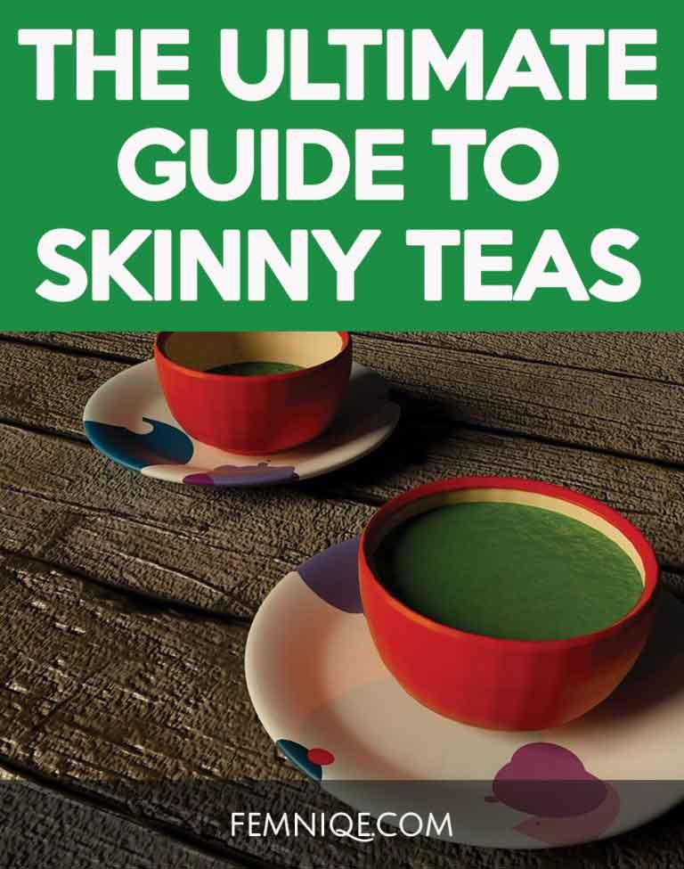 Flat Tummy Teas