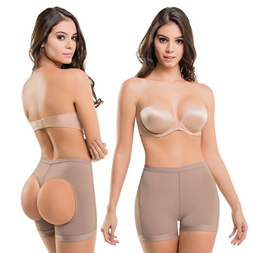 60ea11a3519 10 Best Butt Lifter Shorts For Booty Shaping (2019 List) – Femniqe