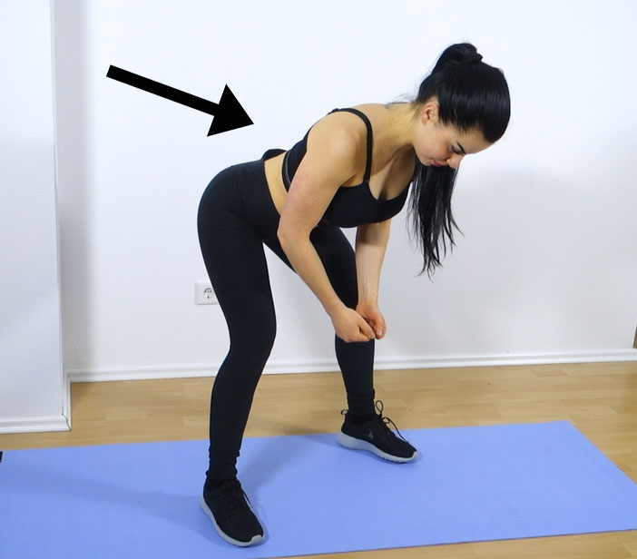 Get Rid Of Back Fat Love Handles 110