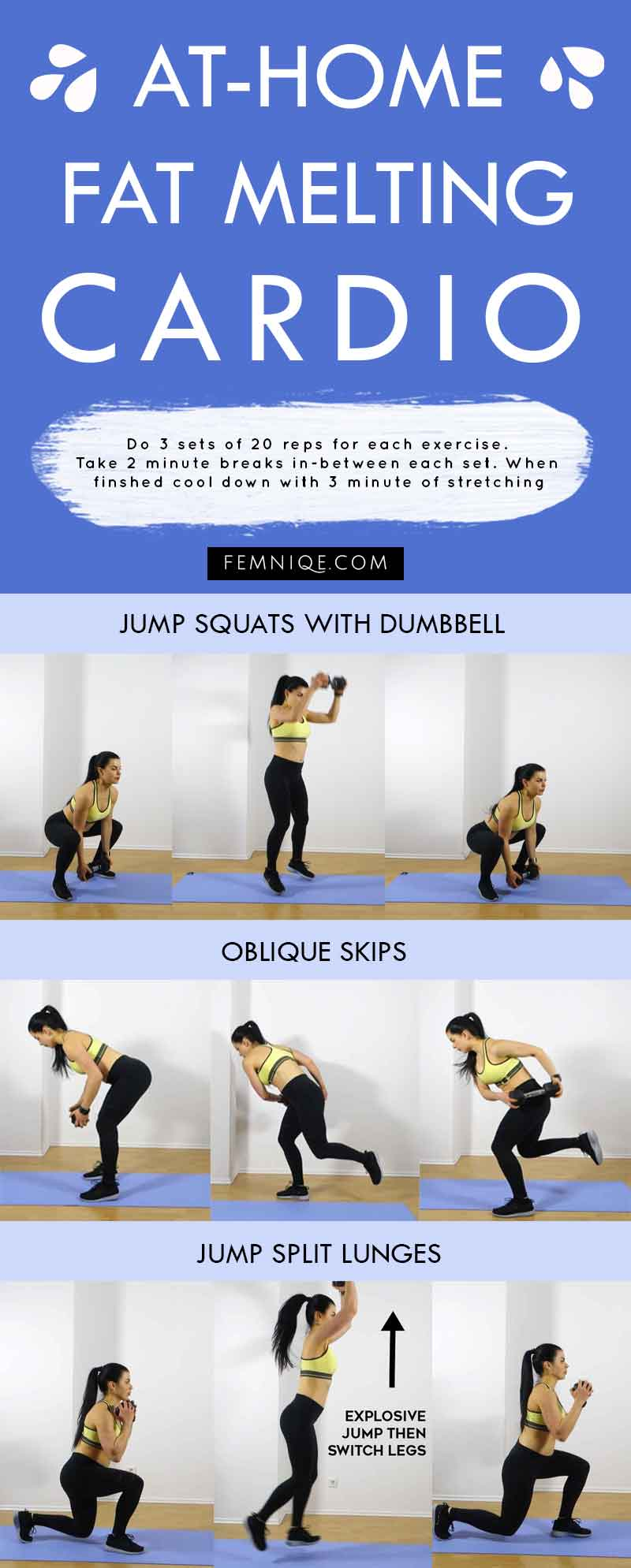 The 3 Workouts Listed Above Will Be Some Of Most Heart Pumping Moves You Ever Do