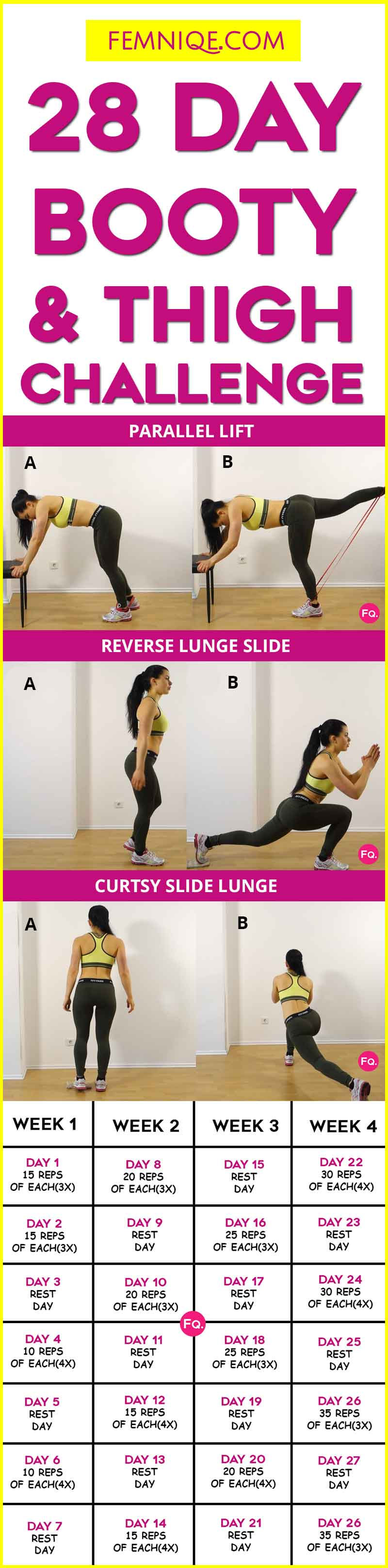 Butt Thighs Workout 106
