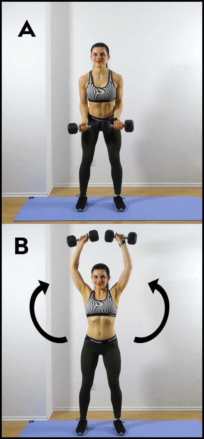 Shoulder Workouts For Women