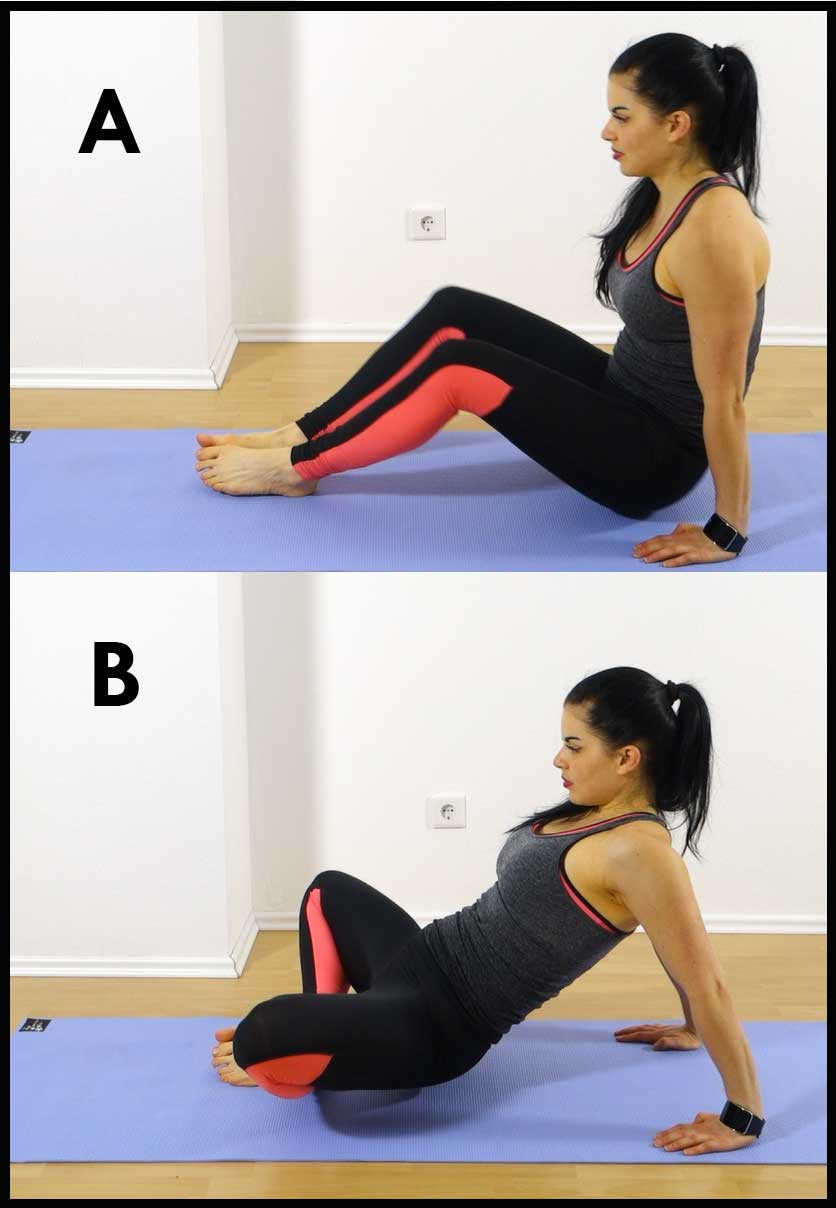 Hip Flexor Stretches