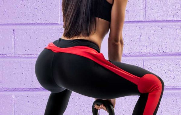 upper glutes workout exercise