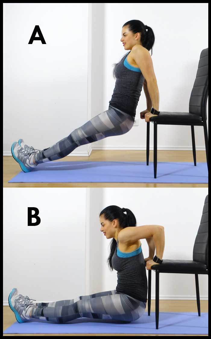 Arm Flab Workout 6 Minute Workout To Get Rid Of Flabby
