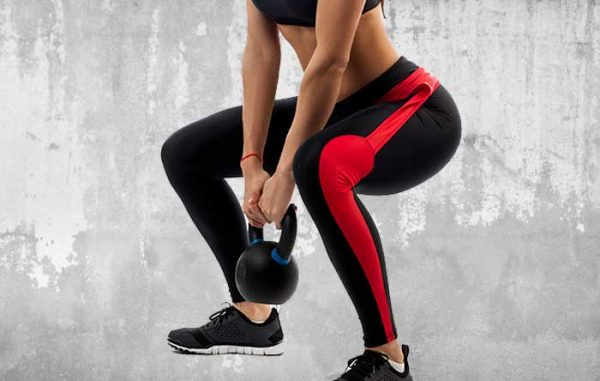 5 Minute Intense Kettlebell Workout Routine