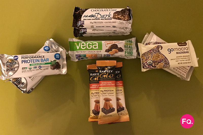 The Best Vegan Protein Bars
