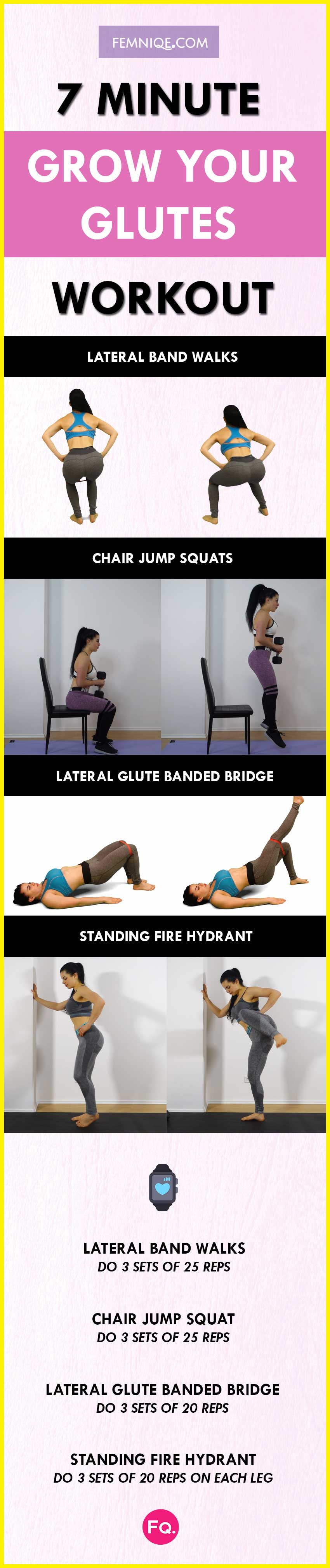 how to get a bigger buttocks in a week workout plan