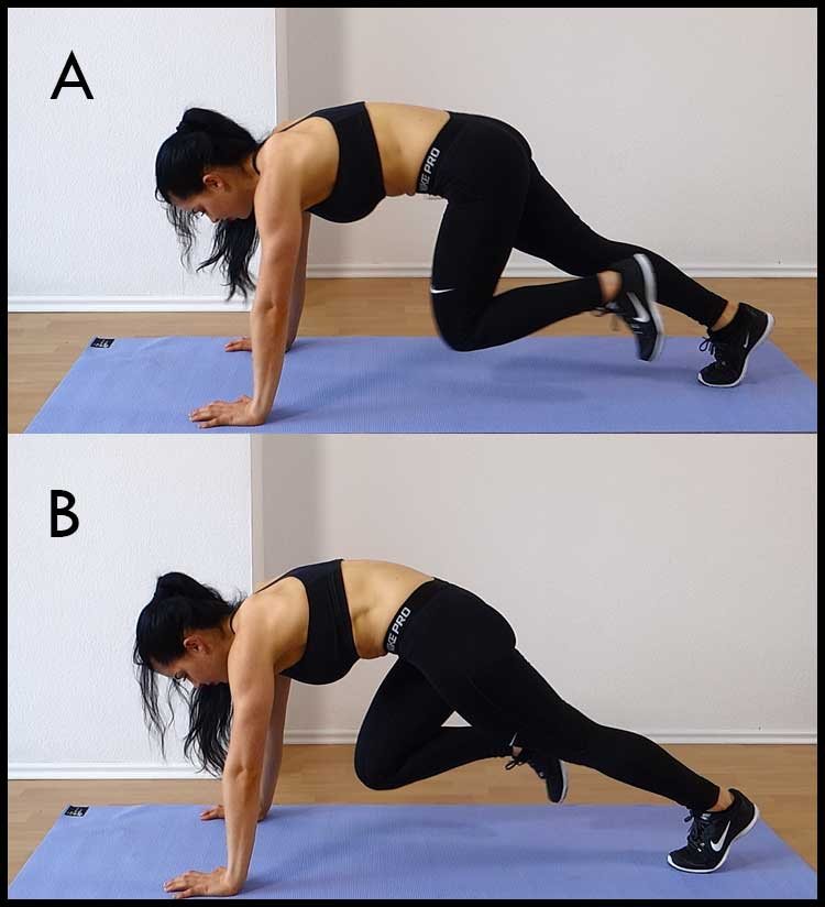 How-to-Lose-Belly-Pooch-Fast How to Lose Belly Pooch Fast (10 Minute Workout + Meal Plan)