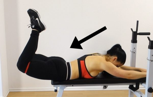 Unlock-Your-Glutes Exercise for bigger butt