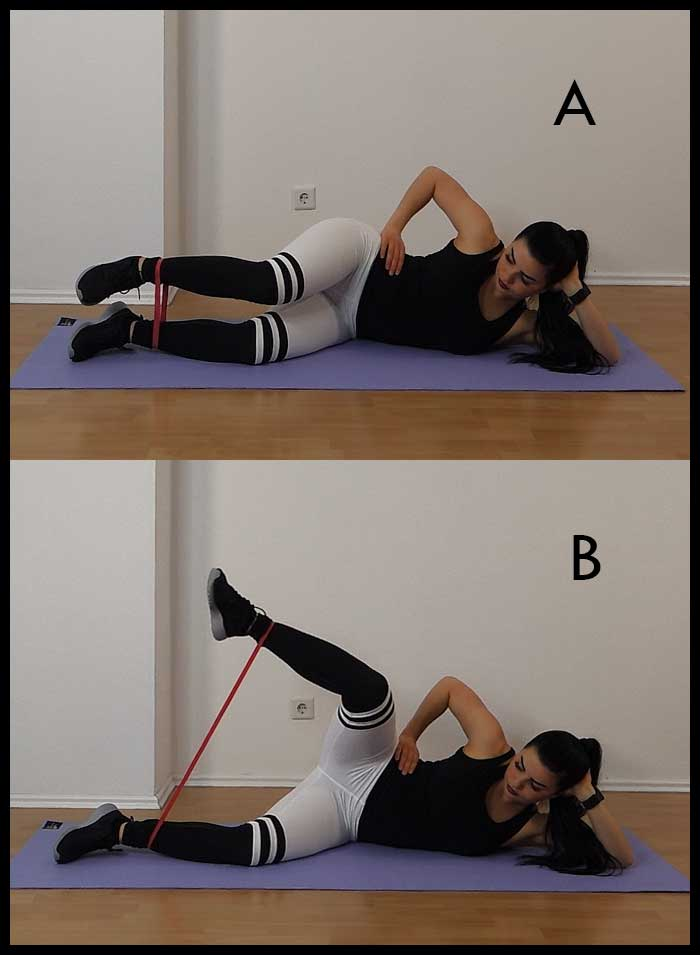 GLUTE LIFT (BENT KNEES)