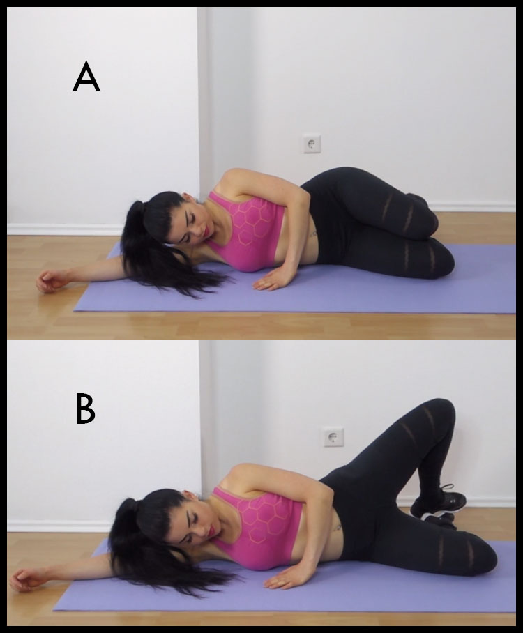 clams glute activation