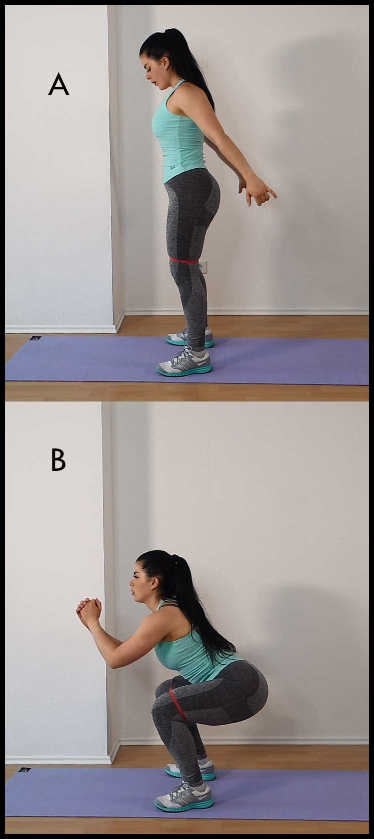 Glute Exercises At Home