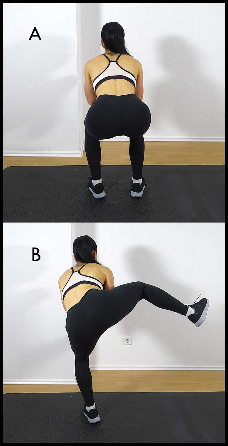 Low Hip Raises