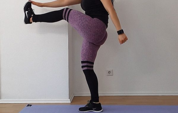 Gluteus Minimus Exercises: 9 Minutes To Rounder Lifted Upper Butt