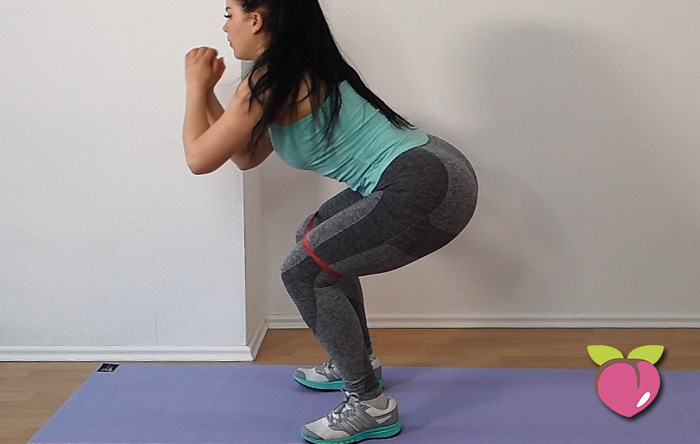 Glute Exercises At Home: 9 Minutes To Target Your Butt For Growth (No Gym)