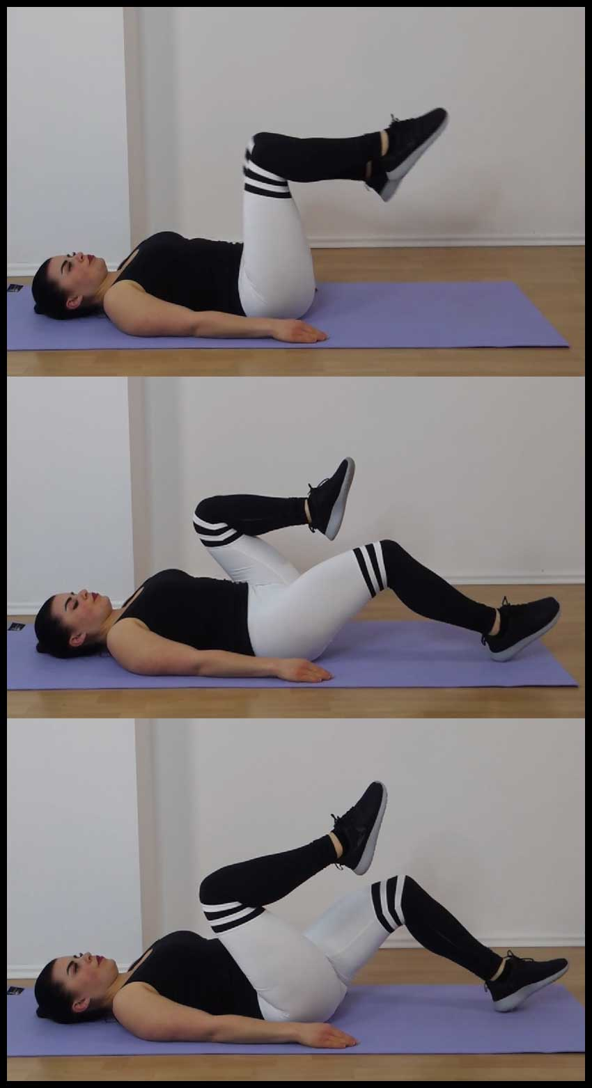 Butt and Abs Workout
