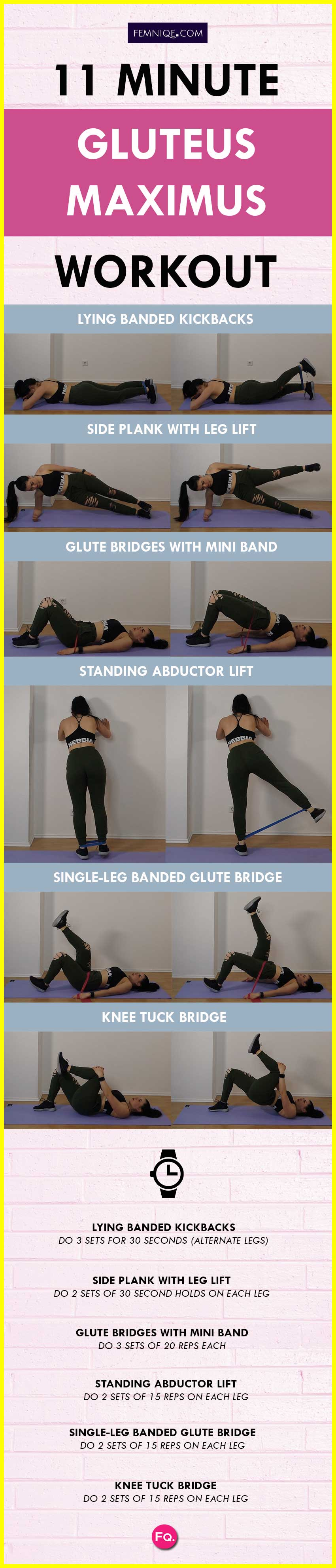 gluteus maximus exercises strengthening