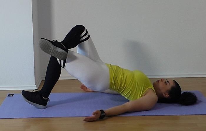 Underbutt-Workout