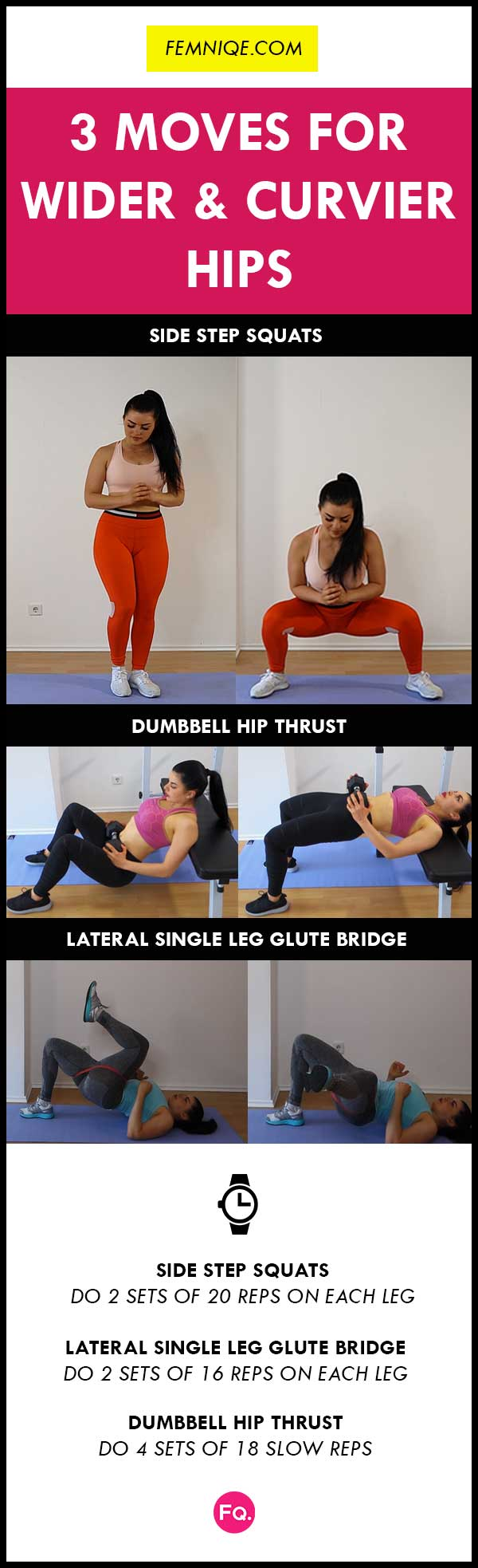 How To Get Hips And Curves workout plan