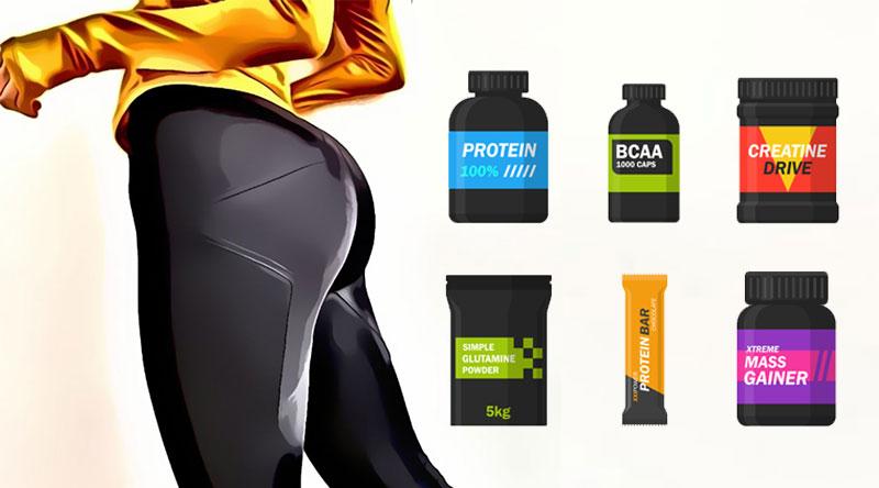 Vitamins that make your buttocks get bigger